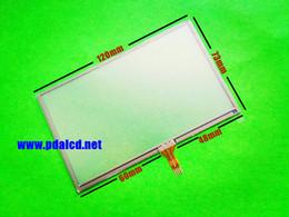 "Wholesale Original Garmin - Wholesale- Wholesale"" Original New 5-inch Touch screen for GARMIN Dezl 560 560LT 560LMT GPS Touch screen digitizer panel replacement"
