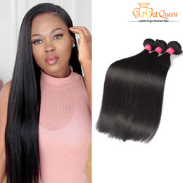 Wholesale High Fidelity - Brazilian Top Quality Remy Hair Weave Straight High Fidelity Discount Hair Extensions 8A Grade Unprocessed Virgin Straight Remy human hair