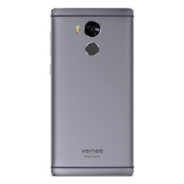 Wholesale Authentic Cards - 5.5inch Vernee Apollo MTK6797T 4G RAM 64GB ROM 21.0MP camera 3100mAh 4G LTE Android6.0 2560*1440 Deca X25-Core authentic phone