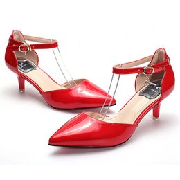 Wholesale High Heels Shoes Online - New Women Sandals With Heels Cheap Female High Heels Pumps Fashion Ladies Footwear Online Sexy Evening Clubs Girls Popular Shoe Outlet Order