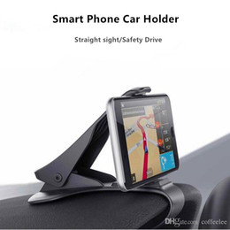Wholesale Universal Smartphone Car Mount - Universal Smart Phone Car Bracket Mount Holder Stands HUD Style for Iphone 4s iphone5 Samsung Smartphone Gps Navigation