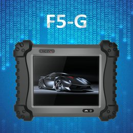 Wholesale Online Connector - Fcar F5-G For Gasoline Cars and Heavy Duty Trucks Support Russian language F5-G Hand-Held Scanner Update Online