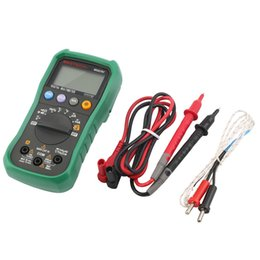 Wholesale Digital Multimeter Automatic - MASTECH MS8239C automatic range digital multimeter universal meter frequency temperature tester Multimeter