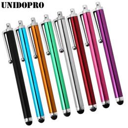 пылесборники универсального сотового телефона Скидка Оптово-3in1 емкостный сенсорный экран Стилус для Huawei MediaPad T2 7.0 Pro / 7.0 BGO-DL09 / MediaPad M2 8.0 10 Wi-Fi 4G Tab Styli