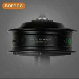 Wholesale Brushless Gear Motor - 8fun bafang Brushless Geared Dc Cassette Latest Rear Hub Motor 48v 500w For Electric Bicycle Ebike