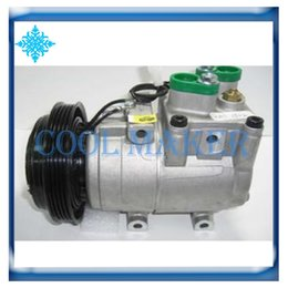 Wholesale Auto Air Condition Compressor - HS18 auto air conditioning compressor for Ford Lynx 2003