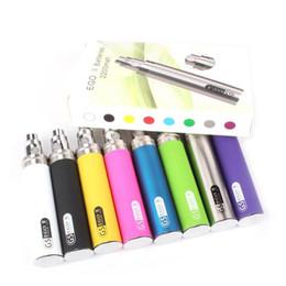 Wholesale Ego Cigarette Mod Batteries - eGo 2200mAh 2 KGO ONE WEEK 2200 mah huge capacity battery electronic cigarette CE4s mt3 protank aerotank mega Nautilus mods 510 ego atomizer