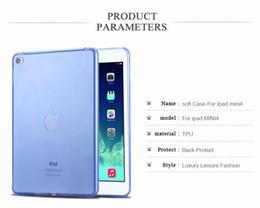 Gros super mince cas pour Apple iPad 2 3 4 Transparent souple TPU Silicium Parfait ajustement Retour Clear Cover pour iPad 2 iPad Air ? partir de fabricateur
