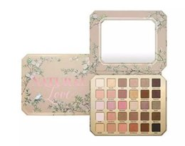 Wholesale New Ultimate - HOT NEW Makeup eyeshadow palettes Eye Shadow Palette set Chocolate Natural Love Eye Shadow Collection Ultimate Neutral 30Color DHL