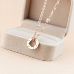 Wholesale Platinum Solitaire - 2017 New Arrival Necklace Romantic 14K Platinum Plated Pendant With Crystal Stone lover pendant Necklace Jewelry Free Shipping PS5031