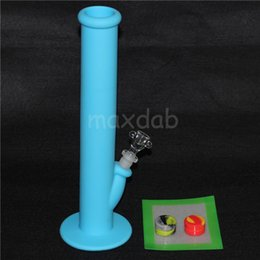 Wholesale Garage Storage Containers - Non-stick silicone Wax Container 5ml Silicon containers wax jars dab tool storage oil Jars Concentrate Case silicone water pipes bong
