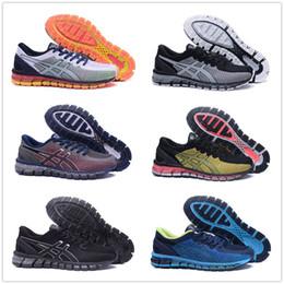 Wholesale cm boots - 2017 New Original GEL-QUANTUM 360 CM T6G1N T5J1N-0990 Discoloration Running Shoes Men Top Quality Boots Sport Sneaker Shoes Size 40-45