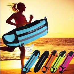 Wholesale Cheap Sports Bag - New Fashion high quality cheap Fashion Unisex Waist Bag Travel Handy Hiking Sport Fanny Pack Waist Belt Zip Pouch Free Shipping