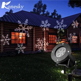 12 Types Noël Laser Flocon de Neige Projecteur Extérieure LED Lampe Étanche Disco Lumières Maison Jardin Star Lumière Décoration D'intérieur ? partir de fabricateur