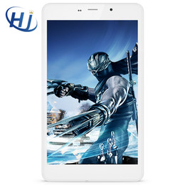 Wholesale T8 Tablet - Wholesale- New Arrival 8'' IPS Cube T8 Ultimate Dual 4G Phone Call Tablet PC 1920x1200 Android 5.1 Octa Core Play Store GPS 5MP Dual Camera