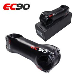 Wholesale Carbon Fiber Road Bike Stems - 2017 EC90 full carbon fiber riser mountain bike road bike bicycle stem carbon fiber new arrival ultra-light MTB bicke Stem