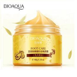 Wholesale Scrubs Sets - Bioaqua Exfoliating Gel Set Face Scrub Cream Skin Peel Gel Skin Care Remove Dead Skin Foot Mask