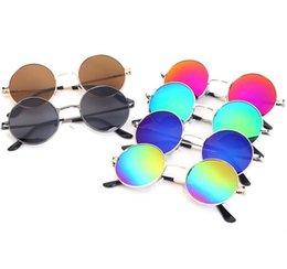 Wholesale Wholesale Sunscreen Sunblock - 2017 summer kids sunglasses sunscreen sunglasses for kids girls awning baby boy beach accessories Kids' Sunblock 1488