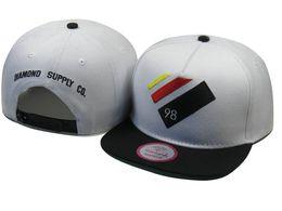 Wholesale Dmnd Snapback - black DMND Diamond snapback hat, baseball caps snapbacks diamond supply co hats, Basketball hip pop hats for men women