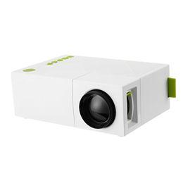 Projecteur LCD HD-Projecteur HD-Projection 3.5mm Audio AV Micro SD fente pour carte ABS Mini protable Projector Proyector ? partir de fabricateur