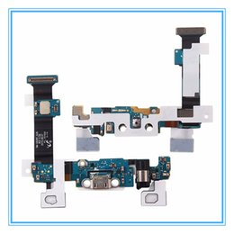 mikroflexkabel Rabatt Für Samsung Galaxy S6 Rand plus G928C G928A G928T G928I G928F G928P Ladegerät Ladeanschluss Dock Connector Micro USB Port Sensor Flexkabel