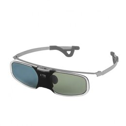 Wholesale Acer Dlp - Wholesale- MAHA 10M 144Hz 3D Active Rechargeable Shutter Glasses for Acer ViewSonic BenQ Vivitek Optoma 3D DLP-Link Ready Projector Silver