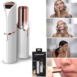 Wholesale Electric Netting - 2017 Flawless Hair Remover Device  Women's Painless Hair Removal Net Hair Device Epilator used for Cheek Face