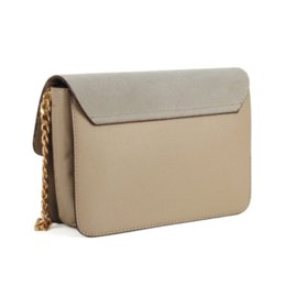 Wholesale Cheap Cashmere Tops - ZIWI Brand Patchwork Chain Handbag Suede&PU Leather Top Quality Fashion Women Bags ATB223 Cheap bag skateboard