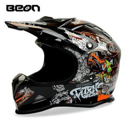 Wholesale Helmet Motorcycle Beon - BEON mx-16 motocross helmet atv off road racing helmets cross bike motorcycle helmet ECE approved capacete casco moto motoqueiro