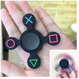 New Hand Spinner 4 Crab Symbol Colorful Silica Gel Fidget Relieve Reduce Stress Anxiety For Focusing Children Kids Adult Gift ? partir de fabricateur