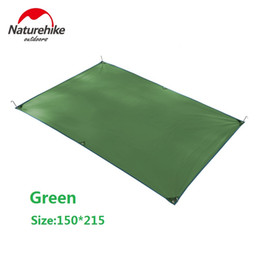 Wholesale Blue Awning - Wholesale- Naturehike Camping Mat 2 Persons Groundsheet Footprint Awning Outdoor Camping Cloth NH15D004-X