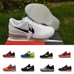 Wholesale New Lights Lighting Arrivals - Free Shipping 2017 New Arrival Mens Maxes Shoes Men Sneaker Maxes 2017 High Quality Mens Running Sport Shoes Maxes BENGAL Orange Grey KPU 47