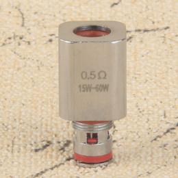 sub-tanque nano Rebajas Al por mayor-TVR 1930 Subtanque bobina OCC MINI / NANO Reemplaza bobinas 0.5ohm Sub tanque para Subtank Vaporizador VS Kanger Subtanque bobina 5pcs / lot