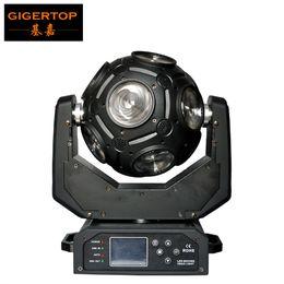 Freeshipping 12x20W Fútbol Led luz principal móvil RGBW 4IN1 Leds Última etapa Efecto de haz 21 canales 4 LED de lente de grado desde fabricantes