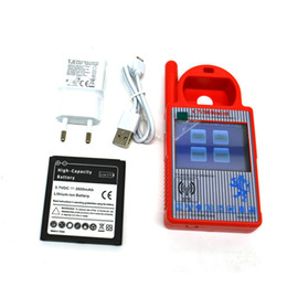 Wholesale Lexus Smart Key New - New Arrival Smart CN900 Mini Transponder Auto Key Programmer Mini CN900 with Bluetooth Support Update Online
