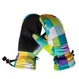 Wholesale Waterproof Warm Gloves For Women - 2016 Women Ski Mittens Snowboard Mittens Winter Female Outdoor Snow Sport Mittens Waterproof Warm Gloves Mittens for Women