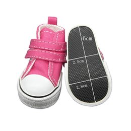 Wholesale Bjd Dolls Shoes - Fashion Shoes For Paola Reina Doll,Canvas Mini Toy Sport Shoes for Tilda,1 3 Bjd Doll Footwear Gym Shoes for Cloth Dolls