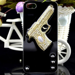 Wholesale Iphone Cases Drip - Luxury Phone case for iphone7 iphone 7 6 6s plus 5s PC back defender case knife design protector cover case dripping glue GSZ344