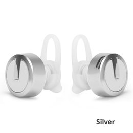 Wholesale Earphone Bluetooth Cable - M99 Mini TWS Twins Wireless Bluetooth 4.1 + EDR Stereo Headset In-Ear Earphones with Microphone Earbuds + Charge Cable Hot Sale
