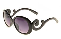 2019 occhiali da sole di alta qualità designer delle signore Occhiali da sole vintage di lusso di alta qualità di marca di lusso vintage moda occhiali da sole rotondi per occhiali da sole da donna da donna con astucci originali occhiali da sole di alta qualità designer delle signore economici