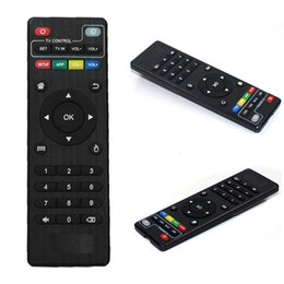 Wholesale Universal Tv Box - Wholesale- New Arrival Replacement Remote Control for Original MXQ Pro 4k M8S Android Smart TV Box