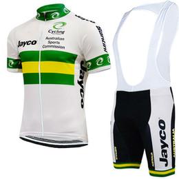AUSTRALIA team 2019 maillot cycliste ensemble / kit manches courtes vêtements de vélo vtt vélo maillot court ensemble style été vêtements de sport ? partir de fabricateur