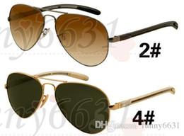 Óculos de proteção de alta proteção on-line-Nova proteção de Alta Qualidade preto MEN sport Sun óculos de vidro Lens preto óculos de Sol praia óculos de sol óculos de proteção UV navio livre