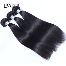 Wholesale 5pcs hair weave - Cambodian Straight Virgin Human Hair Weave Bundles Cheap Unprocessed Cambodian Remy Human Hair Extensions Natural Black Tangle Free 3 4 5Pcs