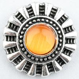 Wholesale Beads For Fishing - Rivca Hot Wholesale Newest Design Ginger Snap Button Bracelet NOOSA Chunks Leather Bracelets For Women Fit 18mm Rivca Snap Jewelry D01208