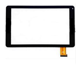 """Prestigio tablet digitizer online-Originale Touch Screen Digitizer per 10.1 """"PRESTIGIO MultiPad Muze 5001 3G PMT5001 Touch Panel Tablet Glass Sensor Spedizione gratuita"""