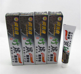 Wholesale Teeth Whitening Toothpaste Wholesale - toothpaste charcoal toothpaste whitening black tooth paste bamboo charcoal toothpaste oral hygiene tooth past