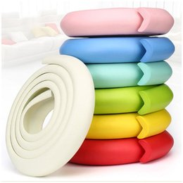 Wholesale Baby Safety Foam - Children Table Edge Guard Strip Baby Safety Foam Bumper Collision Baby Safety Foam Bumper Collision Kids Table Corner Protector