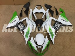 Wholesale Lucky Strike Motorcycle Fairings - Injection Fairings For Kawasaki Ninja 636 ZX-6R ZX6R 13 14 15 2013 2014 2015 ABS Motorcycle Fairing Kit Body Kits lucky strike New