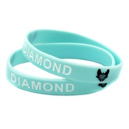 Wholesale Bracelet League - Wholesale 98PCS Lot LOL Game Champions Silicon Wristband, League Of Legend Bracelet Give Away Gift, Free Shipping